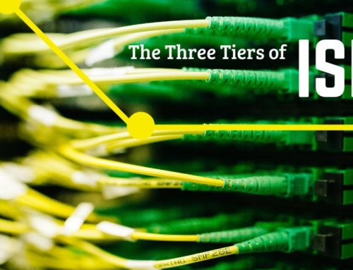 The Three Tiers of ISPs: What They Mean & Why They're Important