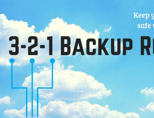 Keep Your Data Safe with the 3-2-1 Backup Rule