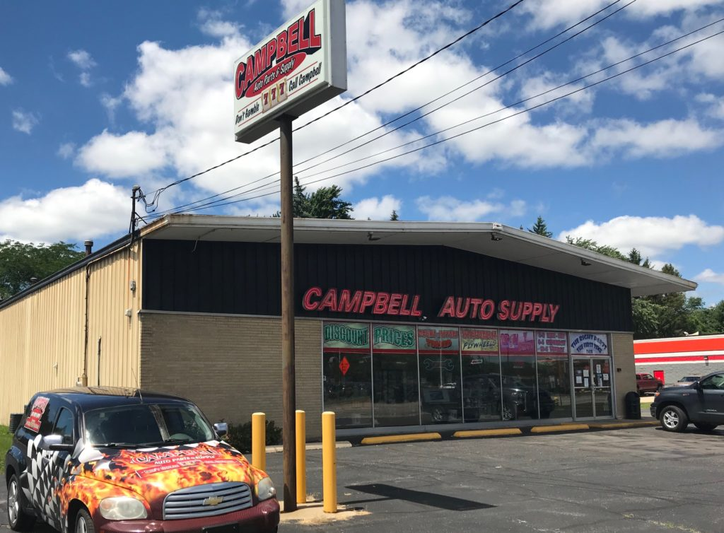 Campbell Auto Supply in Portage, MI