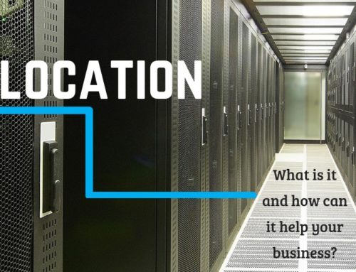 Colocation – What is it, and how can it help your business?