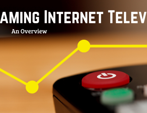 Streaming Internet Television – An Overview
